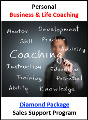 Life Insurance & Annuity Sales Mentoring, with Business & Life Coaching!