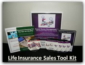 Found Money Management - Life Insurance Sales Tool Kit