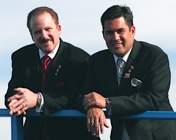 Nick Royer, RFC and Jerry Royer, RFC,