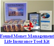 Found Money Management, Advanced  Life Insurance Marketing and Sales Tools, Tips and Training For Insurance Agents and Financial Advisors