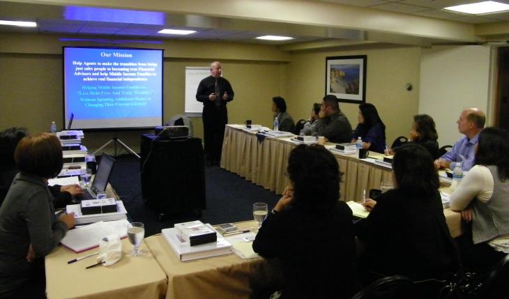 Trusted Advisor Success Training for Financial Advisors