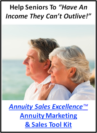 How to succeed selling annuities... tips, tools and training