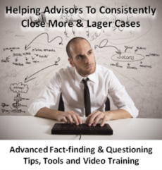 Fact-finding & Questioning Tips, Tools & Video Training