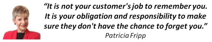 Patricia Fripp Quote