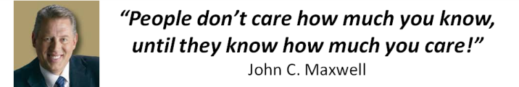 John C. Maxwell Quote.