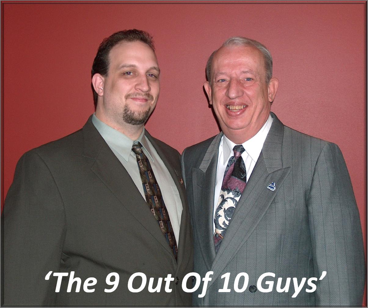 Jeremy Nason & Lew Nason... Trainers, Coaches, Mentors