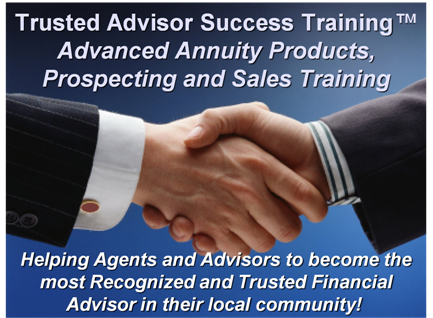 Financial Adviser Training...Annuities