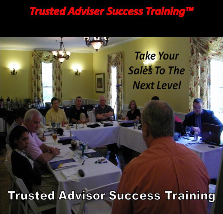 Trusted Adviser Success Training - Insurance Pro Shop