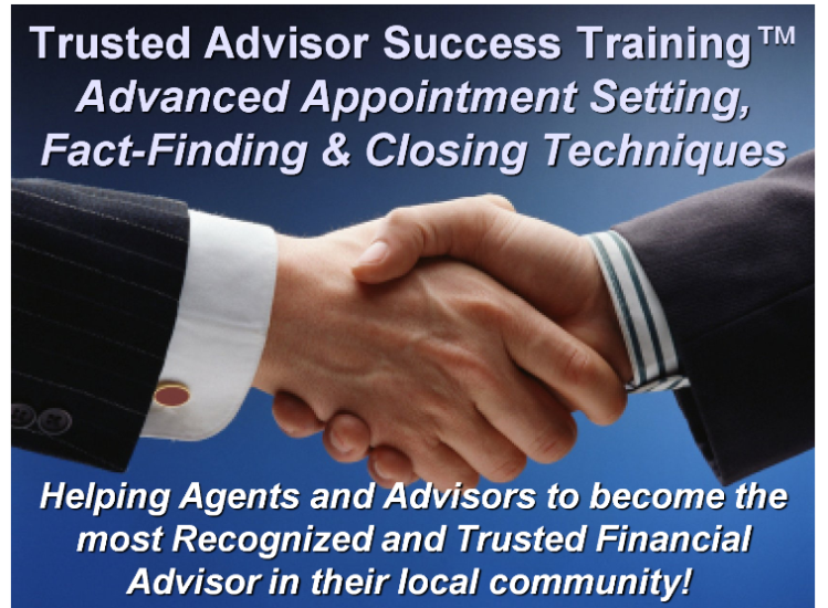 Advanced Financial Adviser Training... Questiong and Fact-finding Skills