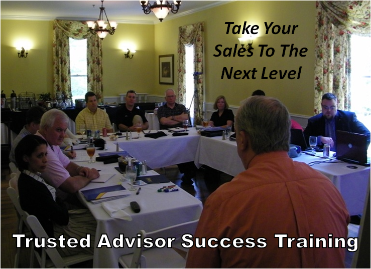 Click Here for the 'Trusted Adviser Success Training' Boot Camps