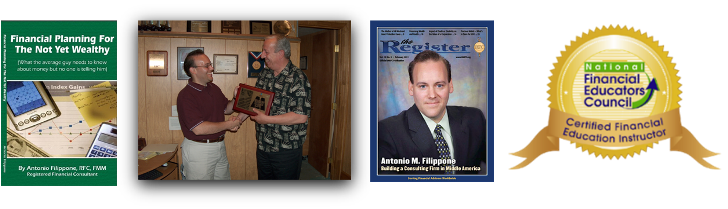 Antonio Filippone, RFC - Rockford Retirement - IL (10 years in Business)