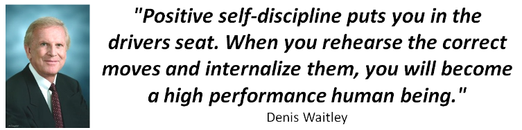 Denis Waitly Quote