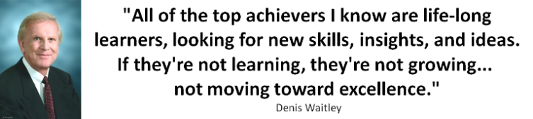 Dennis Waitly Quote